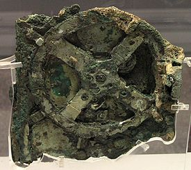Historical mysteries of Antikythera Mechanism - The first computer